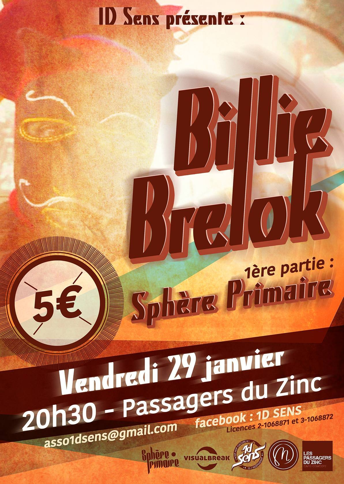 Billie Brelok