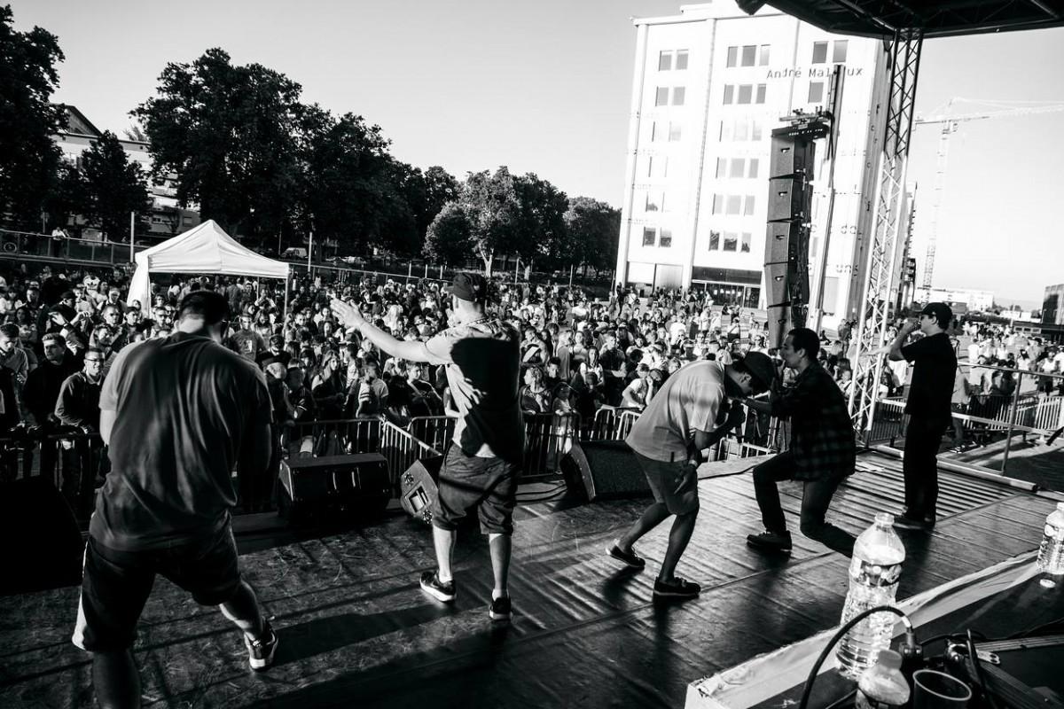 Live Fête de la Musique 2014
