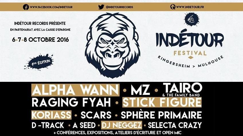 Festival Indétour 1ère édition