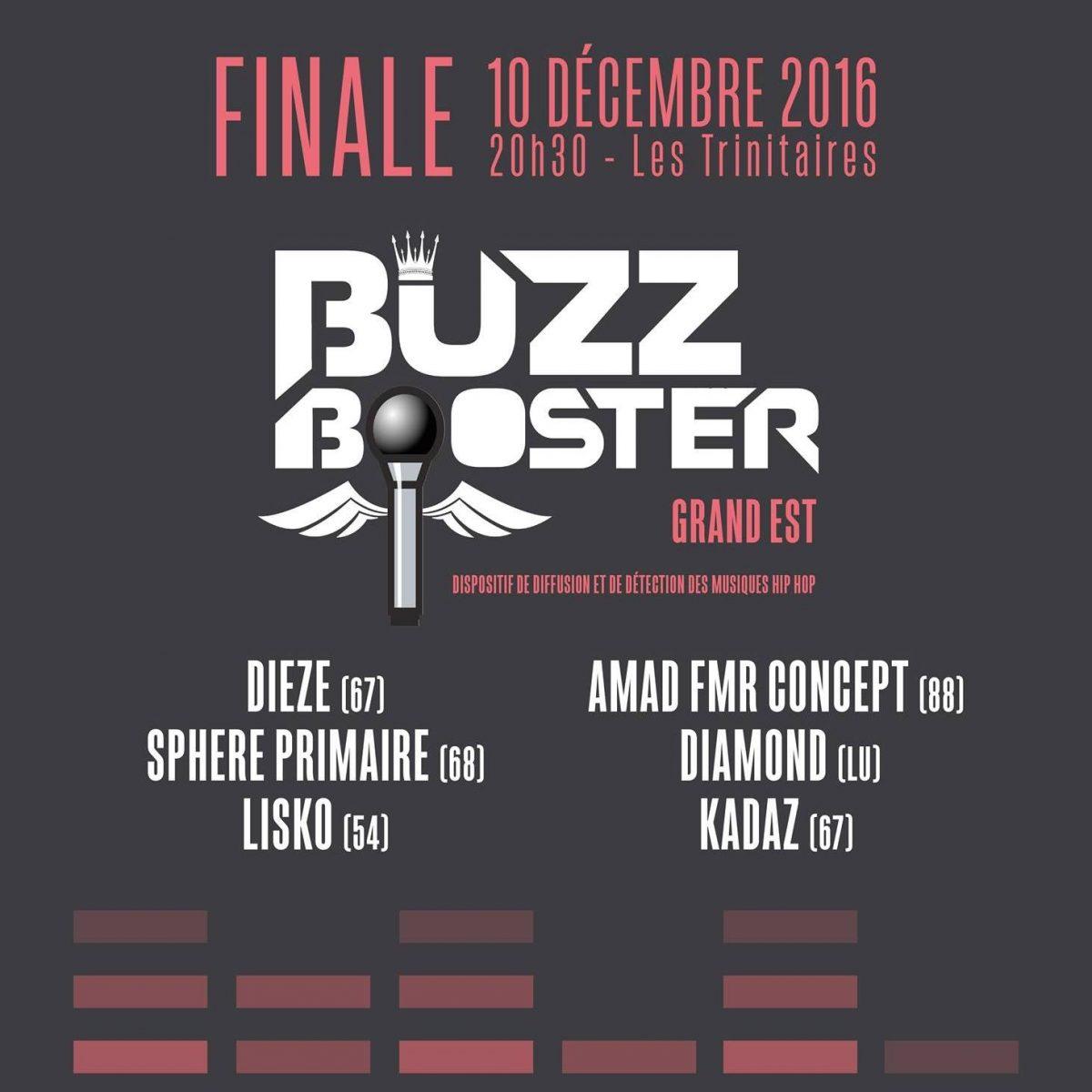 Buzz Booster Grand Est