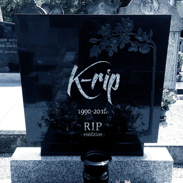 K-rip - RIP réédition